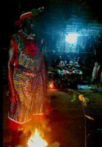 Missoko Bwiti Shaman Moughenda